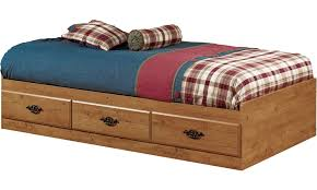 south shore prairie mates twin platform bed hayneedle