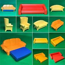 playmobil puppenhaus wohnzimmer möbel sessel schlafcouch pm103 ebay