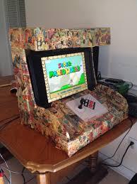 Cardboard Arcade DIY 10