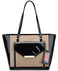 nine west ava tote in gray lyst