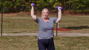 Lauryn Pumpkin Shannon Weight by Mama June Flaunts Slim U0027hourglass Figure U0027 As She Continues Intense