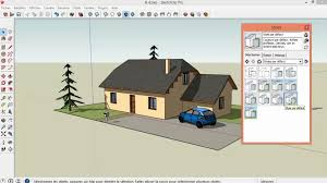 tuto gratuit dessiner sa maison avec sketchup avec sketchup 2014