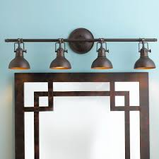 2 Elegant Industrial Bathroom Vanity Lighting Home Idea