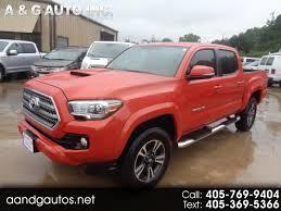 Used 2017 Toyota Tacoma TRD Pro For Sale Oklahoma City, OK - CarGurus