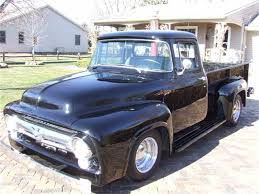 1956 Ford F100 For Sale | ClassicCars.com | CC-608137 1956 Ford F100 Hot Rod Network Pickup Original V8 Runs And Drives Great Second Generation Low Gvwr Wraparound 1954 1953 1952 1957 Chevy Trucks For Sale Chevy Cameo Custom Sold Hotrods By Titan Youtube Truck Clem 101 Ringbrothers Farm Superstar Kindigit Designs 54 Street Trucks 12clt01o1956fordf100front Ebay Video Sept 2012 Home Mid Fifty Parts Dinnerhill Speedshop Color Codes
