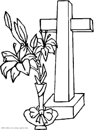 Download Cross Coloring Pages