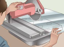Cutting Glass Bottles With Wet Tile Saw by 3 Ways To Cut Thick Glass Wikihow