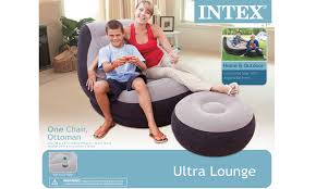 Intex Inflatable Sofa Uk by Intex Sofa Lounge Review Centerfordemocracy Org
