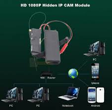 HD Wifi Wireless Security Spy Video DIY Camera Baby Monitor