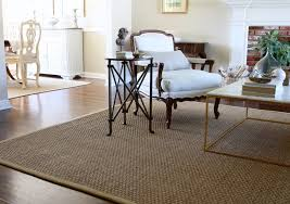 Seagrass Rugs Living Room Dining Chic French Style