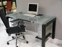 table bureau verre ambiance cuisine meubles contarin