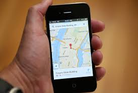 Find Your Location History in Google Maps or iPhone