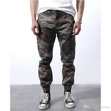 2018 Streetwear Vintage Camuflado Cargo Pants Men Casual Camouflage Pepe Jogger Trousers 2017 Mens Clothing From Taraou 5501