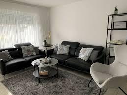 sofa set echtes leder