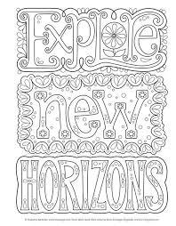 More Good Vibes Coloring Book Fox Chapel Publishing