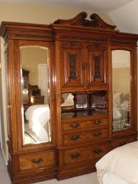 Antique Double Armoire For Sale | Antiques.com | Classifieds Inspired By Antique English Country Fniture The Manor House Decor Fill Your Home With Modern Armoire For Wonderful Armoires Uniquechic Fniture Limited Up To Date Large Wardrobe Double Door Compartment 1 Displaying Gallery Of French White Wardrobes View 10 15 Photos Uptown Scott Jordan Mirrors Beautiful Traditional 3 Storage Spaces 2 Doors Design Belham Living Harper Espresso Jewelry Hayneedle Wardrobe Hand Carved Antique Blue Omero