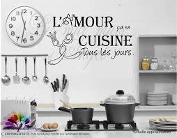 sticker cuisine stickers muraux pour cuisine lesmurmursdangel fr