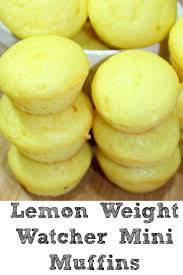 Pumpkin And Cake Mix Weight Watchers by Lemon Weight Watchers Muffins 1 Points Plus Value