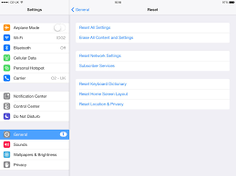How to wipe iPad and iPhone back to factory settings erase all