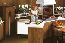 1960sNature Inspired Finishes Such As Avocado Harvest Gold And Coppertone