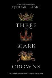 Three Dark Crowns Series 1
