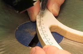 cutting wood gear u0026 clock wheel teeth