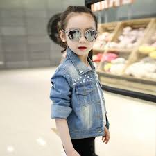 Autumn Pearl Korean Style Kids Child Girl Fashion Tops