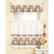 Fat Chef Bistro Kitchen Curtains by Fat Chef Kitchen Curtains Images Where To Buy Kitchen Of Dreams