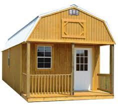 Derksen Best Value Sheds by Simpco Portable Buildings Z Metal Derksen Lofted Barn Cabin