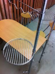 bartisch regal küchen tisch mit stühlen in 86199 augsburg