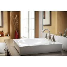 Moen Bathroom Faucet Aerator Removal Tool by Amazon Com Moen T6420 Eva Two Handle High Arc Bathroom Faucet No