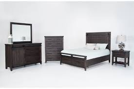 bedroom sets montana storage bedroom set bob s discount furniture