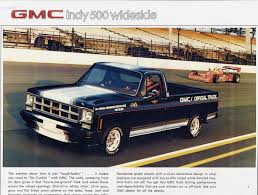100 1977 Gmc Truck GMC Indy 500 Wideside Limited Edition Pickup Squarebodies