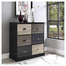 Ameriwood Storage Armoire Cabinet by Blackburn 6 Door Storage Cabinet Black Ameriwood Home Target