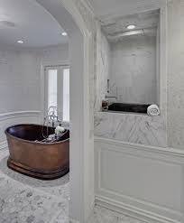 100 Bathrooms With Corner Tubs Remarkable Copper Bathtub In Bathroom Ideas Drop Freestanding Spa