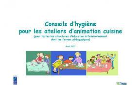 hygi鈩e alimentaire en cuisine conseils d hygiène pour les ateliers d animations cuisine arene