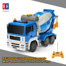 Eu Original Double E E518-003 1:20 27MHz 4WD Cement Concrete Mixer ...