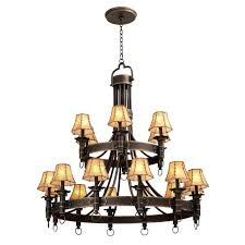 Rustic Style Chandeliers Medium Size Of Wood Lighting Glam Chandelier Outdoor