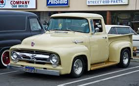 1956 Ford F100 Pickup | Stuff I Discover While At Work | Pinterest ... 2017 Hot Wheels K Case 215 Custom 56 Ford Truck Youtube Ford Truck Keda Dye 392574001_originaljpg 161200 31956 Trucks Pin By Joe Poalillo On Rod Pinterest Classic Trucks Matt Bernal F100 Pick Up 1956 Interior F100 Interior Old Cab Pickup Retro H Wallpaper 2048x1536 Image Red Rear Viewjpg Wiki F212 Indy 2015 For Sale Classiccarscom Cc958249 F Photos Informations Articles Bestcarmagcom Farm With Mild Restomod Car Builder