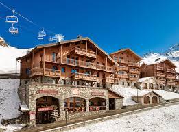 les chalets du thorens les chalets de rosaël val thorens luxury residence at foot slopes