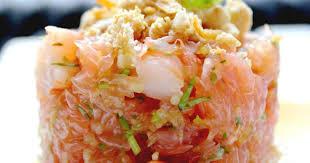 cuisine thailandaise recettes salade thaïe de plemousse crevettes recette par le yin