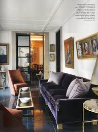 Crate And Barrel Margot Sofa by Splendid Sass Jacques Grange Interior Design In London