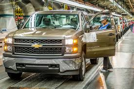 GM To Invest $1.2 Billion In Full-Size Truck Plant