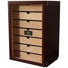 cigar cabinet humidor australia germanus humidor chest with digital hygrometer and humidifier for