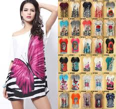 23 Designs New 2014 Women Summer Casual T Shirts Girl Fashion Clothing Cotton Tops Tees Plus Size For S XXXL 3XL Nice