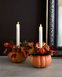 Fiber Optic Pumpkin For Sale by Autumn Medley Candle Foliage Balsam Hill