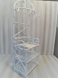 spielzeug möbel 1 12 puppenhaus möbel metall regal mit