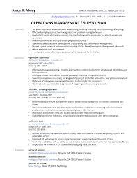 Resume Examples For Warehouse Job Description