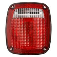 Truck-Lite® 4028 - Red/Clear Signal-Stat Position Combo Box Light Trucklite 4094sw Signalstat Dome Light Kit 2016 Au Catalog Web_page_078 Trucklite Model 45 Reverse Lamp 12v In Clear 45913 Web_page_016 Grey Mount And Hot Wire For 19 Lamps 19721 Truck 610w Auxiliary Stud 5x3 26 Series Incandescent 1 Bulb License Rectangular Chrome 2675 Marker Clearance 2 Led Catalogue Paddock Spares