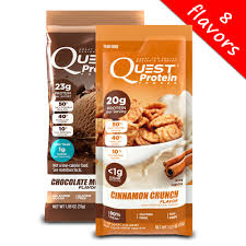 Quest Nutrition Protein Powder Single Serving 12 Box